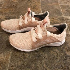 adidas Women's Edge Lux Running Sneakers - Blush
